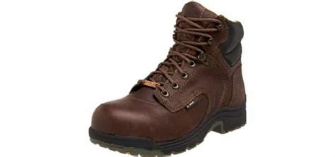 Most Comfortable Waterproof Work Boots by Most Comfortable Work Boots For