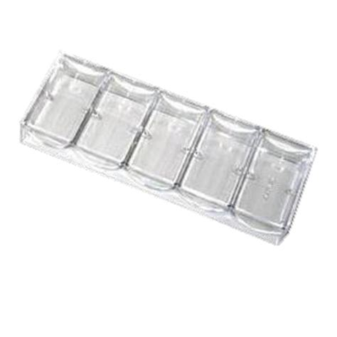 chip acrylic poker chip trays gpca  poker chip