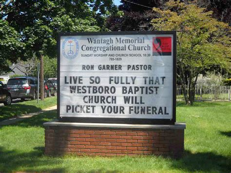 Church Sign Meme - funny church signs common sense evaluation