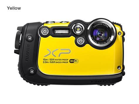 camara waterproof fujifilm finepix xp200 waterproof announced gadgetsin