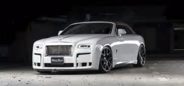 Rolls Royce Kit Official Wald Black Bison Rolls Royce Gtspirit