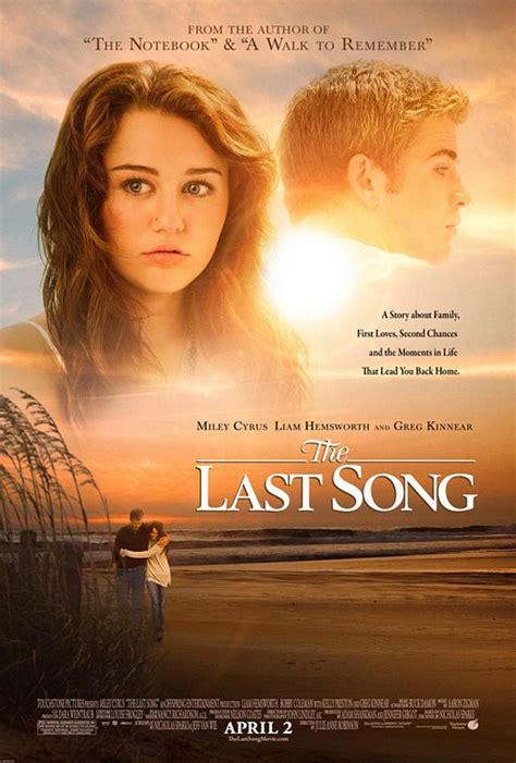 the songbird books nicholas sparks the last song