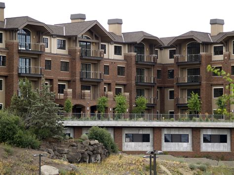 Apartments Bend Oregon Multi Family Housing Studio 3 Architecture Salem Oregon