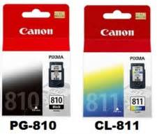 Canon 810811 Paketan original canon pg 810 and cl 811 ink combo pack original canon ink