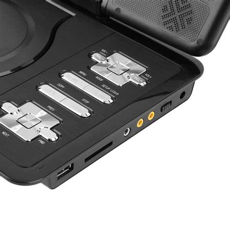 Cd Player Usb Mobil 9 8 inch portable dvd evd player tv vcd cd mp3 4 usb
