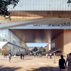 oma and hassell design new museum for western australia hassell oma a f a s i a