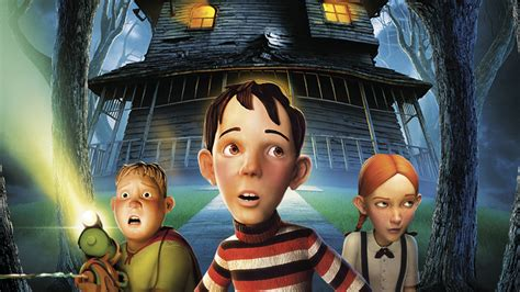 monsters house really scary kids movies monster house 2
