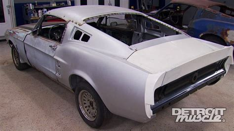 Detroit Muscle Giveaway - plain pony to fastback detroit muscle powernation tv full episodes