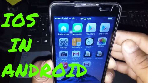 install ios on android install ios 11 in any android device 2017