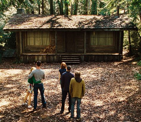 The Cabin In The Woods by Nadiye Killick 3 Horror Opening Two Minutes Analysis