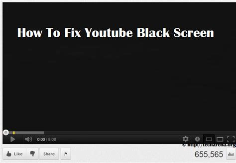 chrome youtube black screen chrome fix youtube black screen