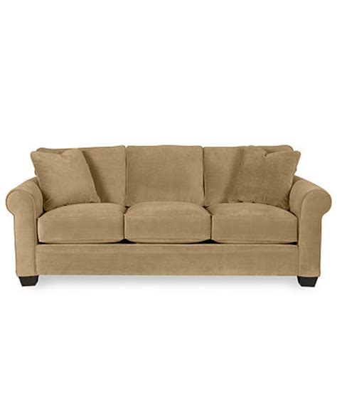 remo fabric sleeper sofa bed furniture macy s - Macy S Sleeper Sofa Sale