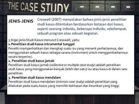 studi kasus contoh kasus
