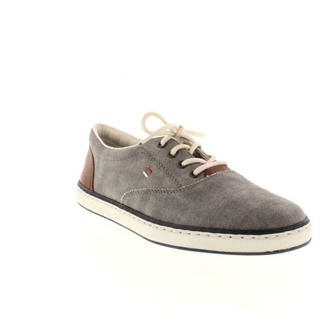rieker 19650 40 mens grey lace shoes rieker mens from