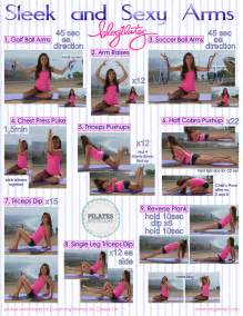 at home arm workouts arm exercises without weights