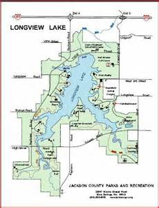 map longview map of longview lake
