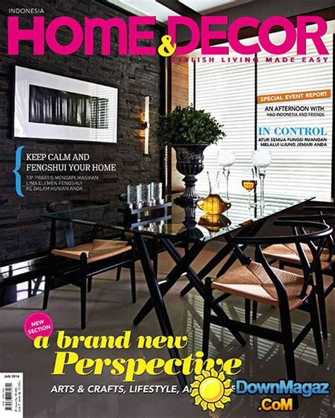 home decor magazines free download home decor indonesia january 2014 187 download pdf