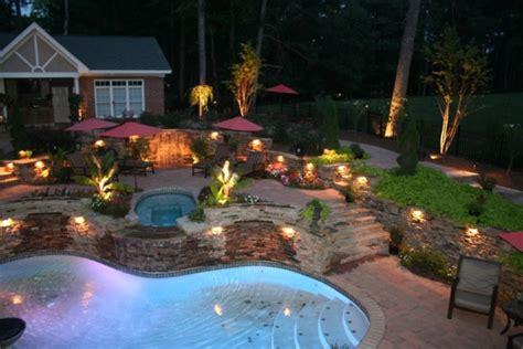 charming garden ideas with fabulous outdoor lighting ideas tipps zur gartenbeleuchtung 25 ideen f 252 r zauberhafte