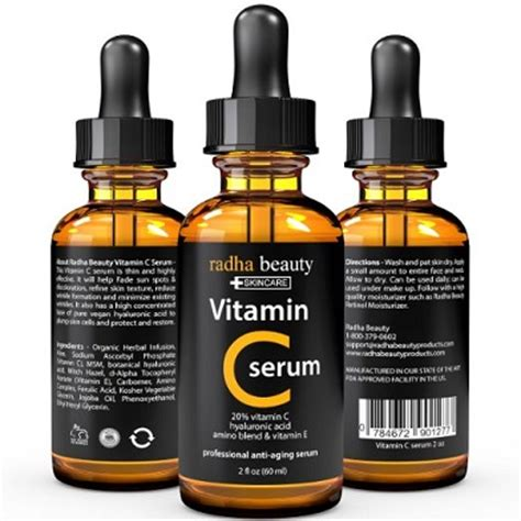 Ser C Serum Vitamin C best vitamin c serum reviews radha vitamin c serum