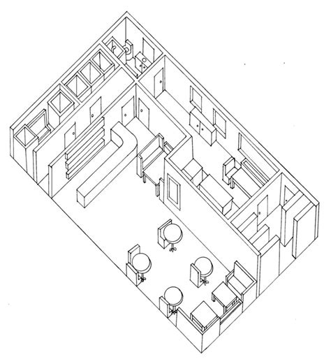 Office Wallpaper Interior Design by Planometric Drawing Of Cafe By Teddyandantlers On Deviantart