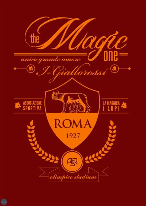 Pin Kaleng Club Bola As Roma 408 best images about as roma ti amo on