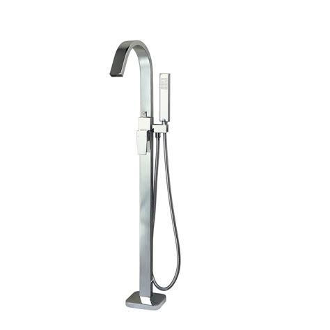 bathtub mixer sq311 free standing bath mixer bacera