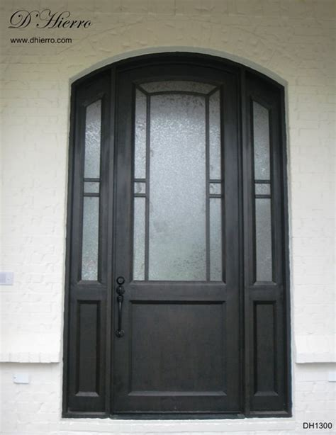 Iron Front Doors Dallas Iron Doors Exterior Contemporary Front Doors Dallas By D Hierro Forged Iron