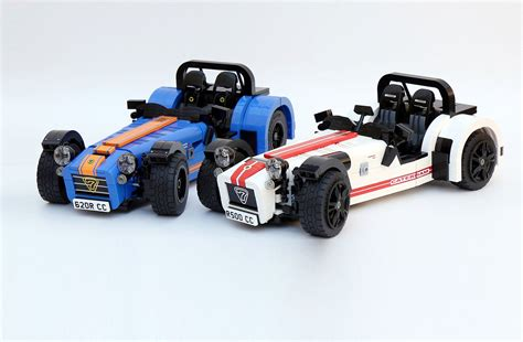caterham 7 model a caterham blockbuster new lego seven is coming by car