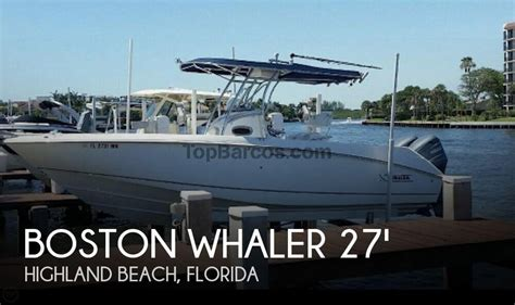 boat brands similar to boston whaler boston whaler 270 outrage on palm beach used boats top boats