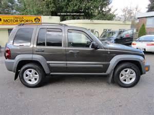 2005 Jeep Liberty 2005 Jeep Liberty Sport Diesel 4x4