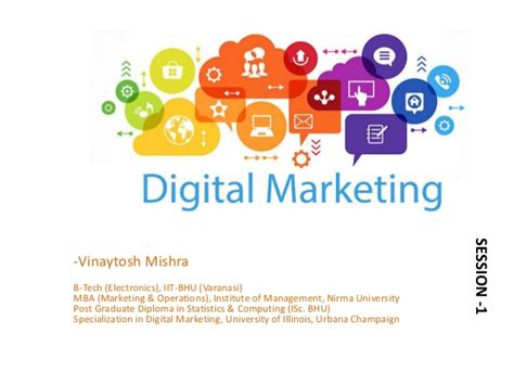 Mba Marketing Operations by Digi Marketing Session 1