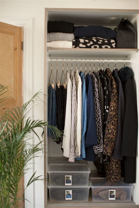 Organise Wardrobe by How To Organise Your Wardrobe Clothing Care Tips The