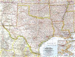 central college cus map south central united states map