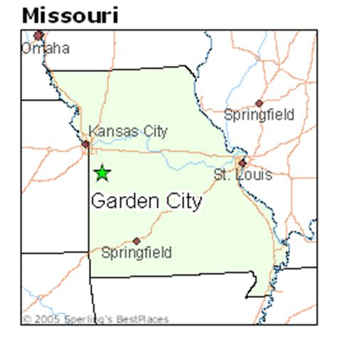 best places to live in garden city missouri