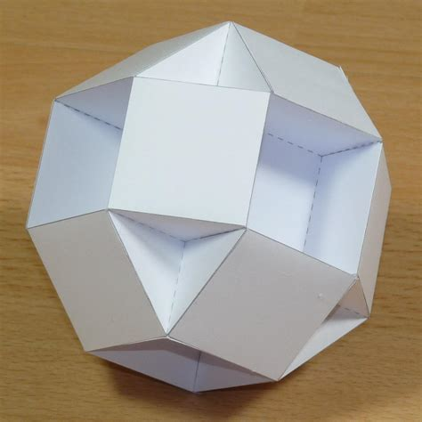 Origami Hexahedron - hexahedron origami image collections craft decoration ideas