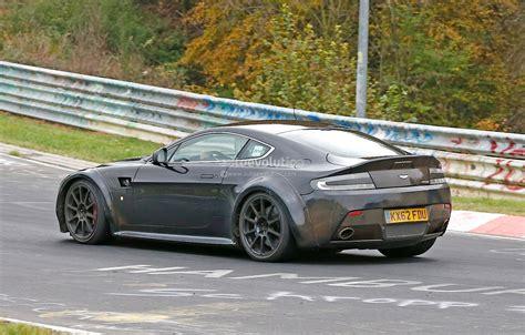Aston Martin Turbo by Turbo Aston Martin Prototype Spied Lapping The Nurburgring