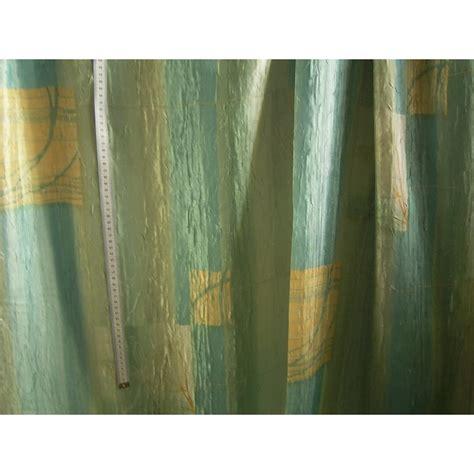 gardinen gelb gardinen dekostoff t 252 rkis gelb mit muster leicht crash