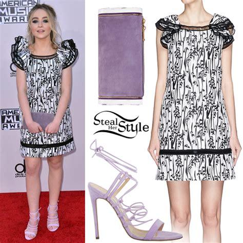 Cut Out Sabrina Striped Dress sabrina carpenter clothes style