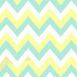 Gray And Yellow Duvet Mint Amp Yellow Chevron Art Print By Natalie Sales Society6