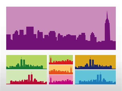 new pattern graphic design new york city skyline outline cliparts co