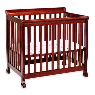 davinci kalani mini crib white buy davinci kalani mini crib in espresso from bed bath