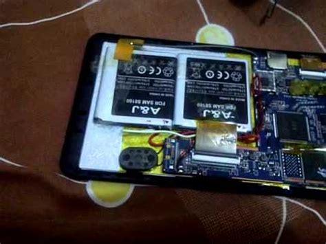 bateria de celular en tablet prolink youtube