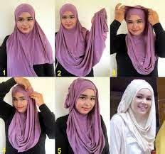 Tutorial Hijab Joya 2015 | cara memakai model jilbab terbaru 2015 hijab joya rabbani