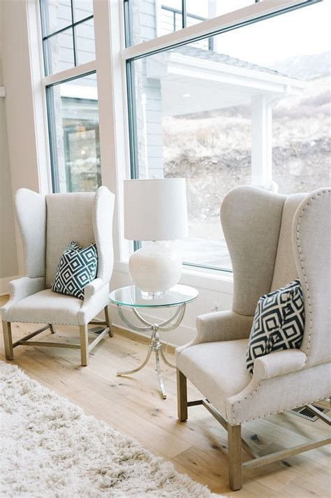 chair styles for living room 25 best ideas about wingback chairs on