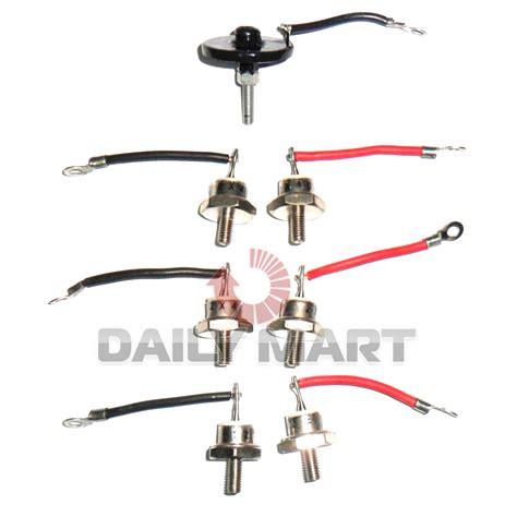 Diode Stamford new rectifier diode kit for rsk6001 stamford newage cummins onan ebay