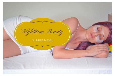 Sephora Collection Pearl Sleeping Mask sephora collection masks ioanna lropoulou