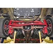BMR Suspension SB042  Sway Bar Kit With Bushings Rear