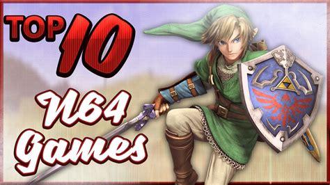 best nintendo 64 top 10 best nintendo 64 snoman gaming