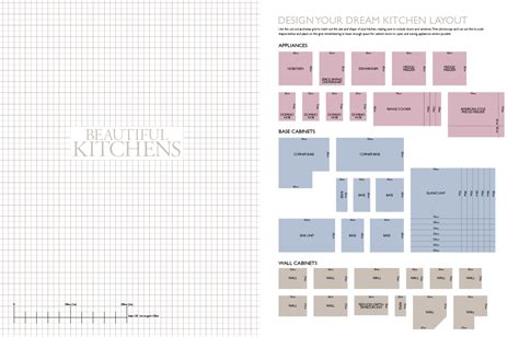kitchen planner free grid layout design images