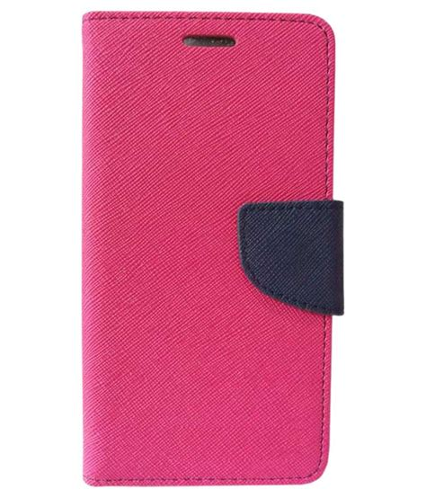 Flip Cover For Nokia Xl rdcase flip cover for nokia xl dual sim pink flip